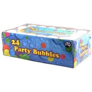 Party Bubbles Box 24