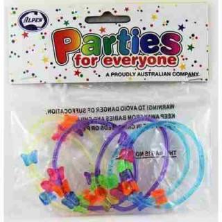 Bracelet w/Butterflies P6