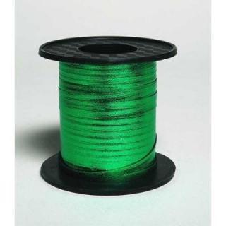 Green 225M metallic curling ribbon
