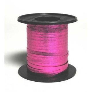 Pink 225M metallic curling ribbon