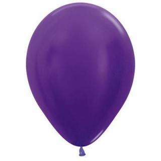 Met Purple  (551) 12cm Bag 100