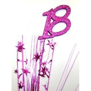 Number 18 Fuchsia P1