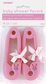 Pink Baby Pins P4