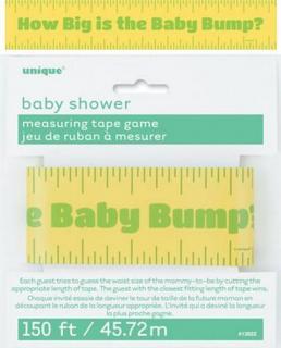 Measuring Tape Game