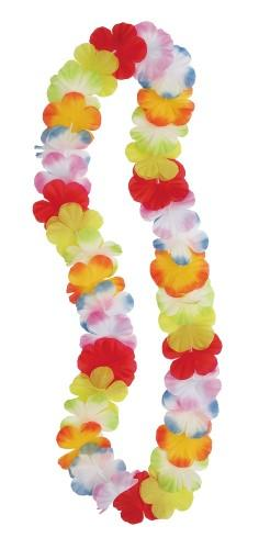 Luau Flower Lei ( Assorted colours available )