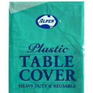Plastic Tablecovers - Round