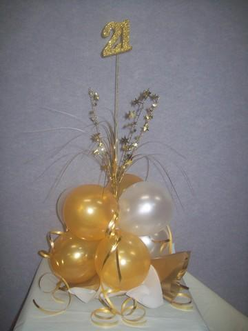 8 Balloon Cluster Wrap