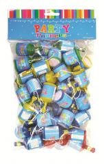 Party Poppers 50 per pack