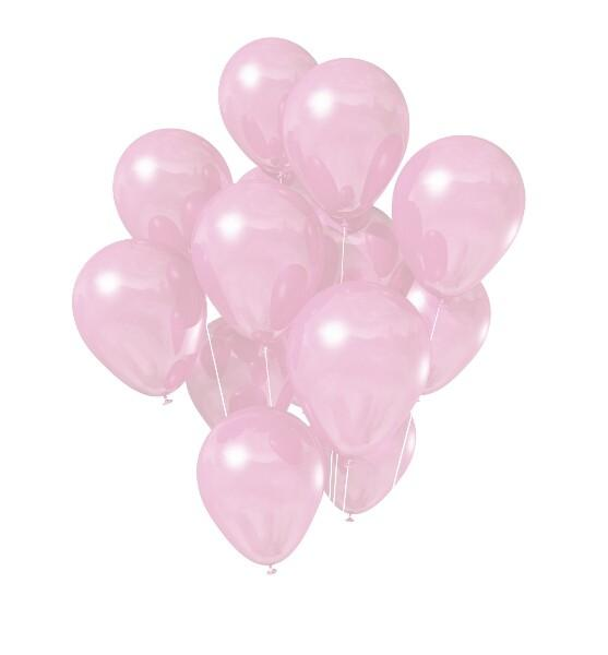 Single Helium Filled Fashion/Metallic Balloon